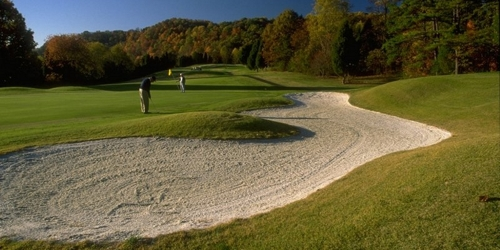 Warriors Path State Park Golf Course