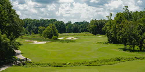 Hermitage Golf Course Tennessee golf packages