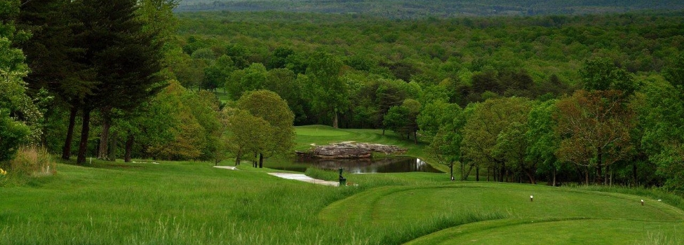 Fairfield Glade Druid Hills Golf Course